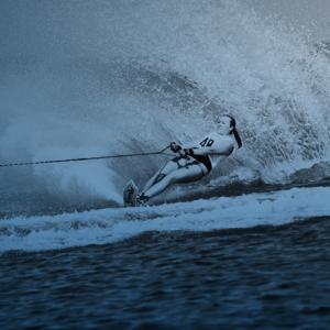 Båtförarkurs vattenskidor: Grundkurs