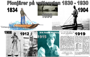 Vattensportshistoria – En organisationsbiografi av episka mått av Björn Engholm